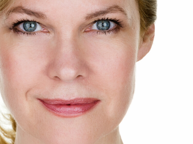 Medical spa treatments to correct sagging skin
