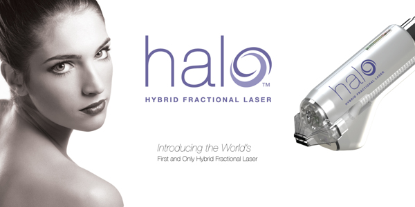 halo: Introducing the World's First and Only hybrd fractional laser